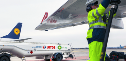 LOTOS takes off as fuel supply operator at Katowice Pyrzowice Airport