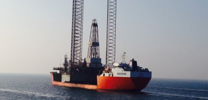 LOTOS' new offshore platform now in the Baltic