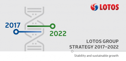 LOTOS 2017-2022: Stability and sustainable growth